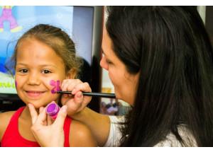 Cuidado con los productos de maquillaje de carnaval para niños