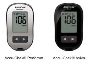 Alertan de que las baterías de los medidores de glucosa Accu-Chek Aviva y Performa pueden agotarse rápido