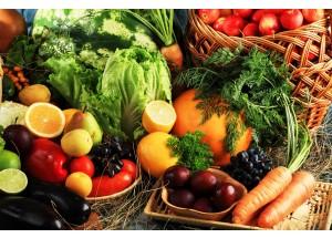 Baja el consumo per cápita de alimentos