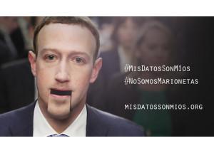 Admitida a trámite la demanda contra Facebook