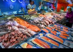 El pez espada está entre los pescados menos saludables