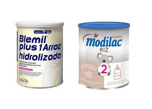 Sanidad aconseja no consumir alimentos infantiles de las marcas Modilac y Blemil por riesgo de salmonela