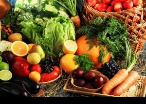 El consumo de hortalizas en los hogares españoles se ha reducido un 13% y el de frutas un 6% desde 2013