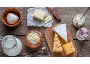El etiquetado de la leche y los productos lácteos deben incluir su origen