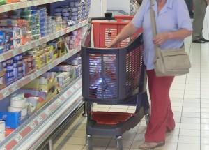 Los consumidores se alejan de las grandes superficies