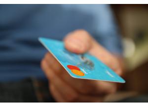 Cuidado con el crédito de la tarjeta